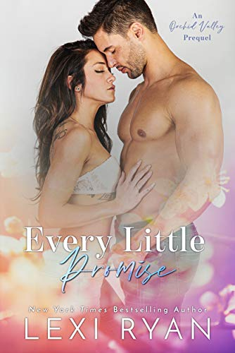 Couverture Orchid Valley, book 0.5 : Every little promise