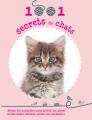 Couverture 1001 secrets de chats Editions Prisma 2019