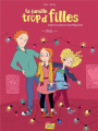 Couverture La famille trop d'filles (BD), tome 2 : Bella Editions Jungle ! 2017