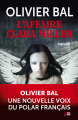 Couverture L'affaire Clara Miller Editions XO (Thriller) 2020