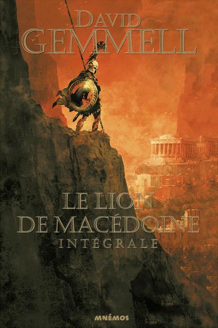 Couverture Le Lion de Macédoine, intégrale