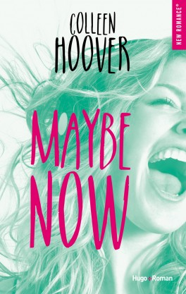 Couverture Maybe now