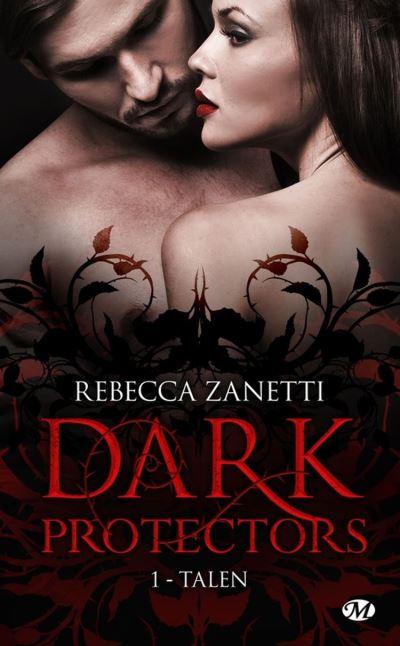 Couverture Dark Protectors, tome 1 : Talen