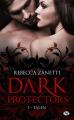 Couverture Dark Protectors, tome 1 : Talen Editions Milady (Bit-lit) 2020