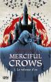 Couverture Merciful Crows, tome 1 : La voleuse d'os Editions 12-21 2020