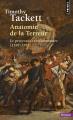 Couverture Anatomie de la Terreur Editions Points (Histoire) 2020