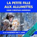 Couverture La petite fille aux allumettes (albums) Editions FV 2019