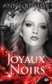 Couverture Les joyaux noirs, tome 3 : Reine des ténèbres Editions Milady 2018