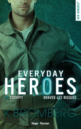 Couverture Everyday Heroes, book 3 : Cockpit