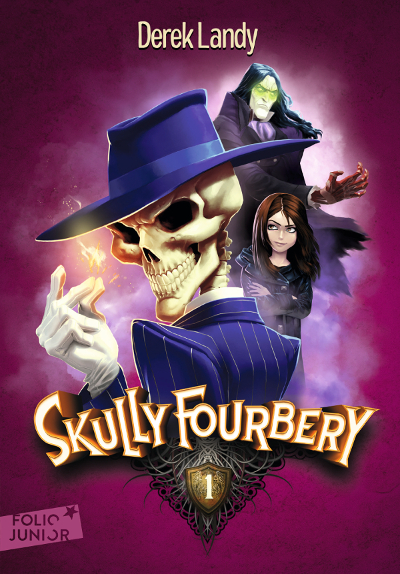 Couverture Skully Fourbery, tome 01