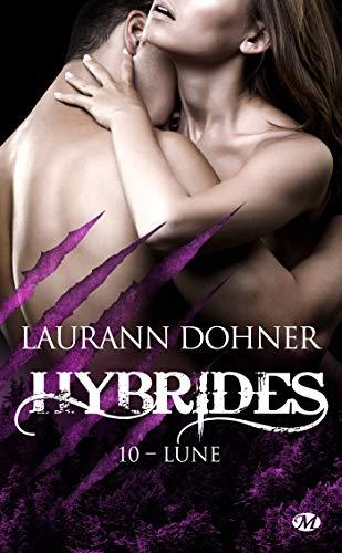 Couverture Hybrides, Tome 10 : Lune