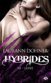 Couverture Hybrides, Tome 10 : Lune Editions Milady (Bit-lit) 2020