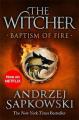 Couverture Sorceleur, tome 5 : Le baptême du feu Editions Orion Books 2020
