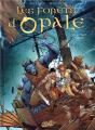 Couverture Les forêts d'opale, tome 11 : la fable oubliée  Editions Soleil 2020