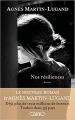 Couverture Nos résiliences Editions Michel Lafon 2020