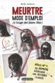 Couverture Meurtre mode d'emploi Editions Casterman 2019