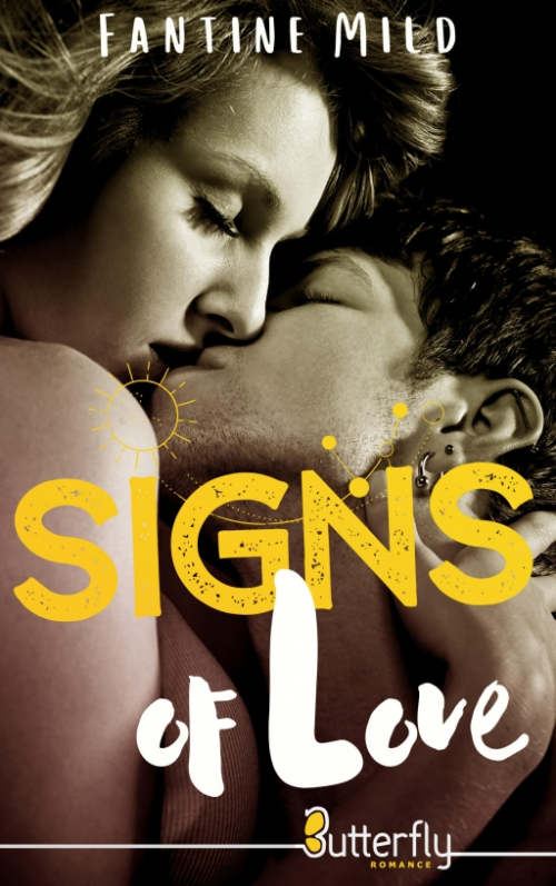 Couverture Signs of love