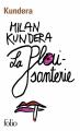 Couverture La plaisanterie Editions Folio  2020
