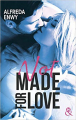 Couverture Not made for love Editions Harlequin (&H) 2020