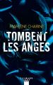 Couverture Tombent les anges Editions Calmann-Lévy 2020