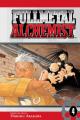 Couverture Fullmetal Alchemist, tome 04 Editions Yen Press 2014
