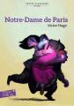 Couverture Notre-Dame de Paris, abrégé Editions Folio  (Junior) 2015