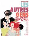 Couverture Les autres gens, tome 11 Editions Dupuis 2014