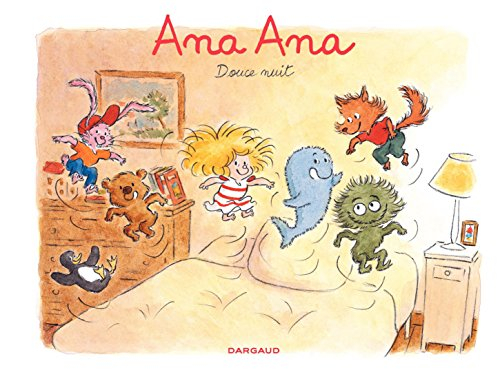 Couverture Ana Ana, tome 01 : Douce nuit