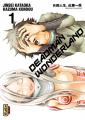 Couverture Deadman Wonderland, tome 01 Editions Kana 2010