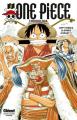 Couverture One Piece, tome 02 : Aux prises avec Baggy et ses hommes Editions Glénat 2014
