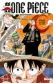 Couverture One Piece, tome 004 : Un chemin en pente raide / Attaque au clair de Lune Editions Glénat 2014
