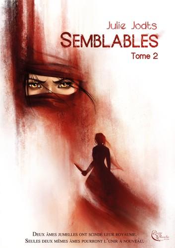 Couverture Semblables, tome 2