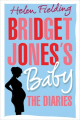 Couverture Bridget Jones, tome 4 : Baby : Le journal / Baby Editions Knopf 2016