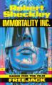 Couverture Éternité, société anonyme/Le temps meurtrier Editions Arrow Books 1992