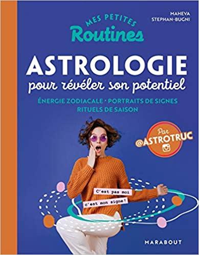 Couverture Astrologie pour révéler son potentiel