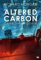 Couverture Le cycle de Takeshi Kovacs, tome 1 : Carbone modifié Editions Bragelonne 2020