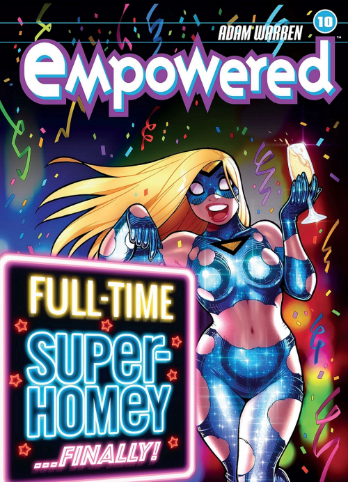 Couverture Empowered, tome 10