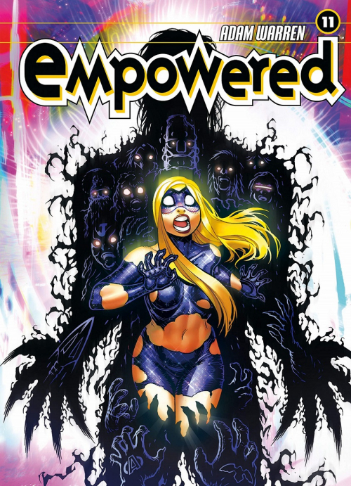 Couverture Empowered, tome 11