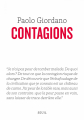 Couverture Contagions  Editions Seuil 2020
