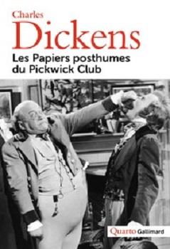 Couverture Les papiers posthumes du Pickwick-Club, Les aventures d'Olivier Twist