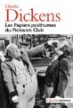 Couverture Les papiers posthumes du Pickwick-Club, Les aventures d'Olivier Twist Editions Gallimard  (Quarto) 2019