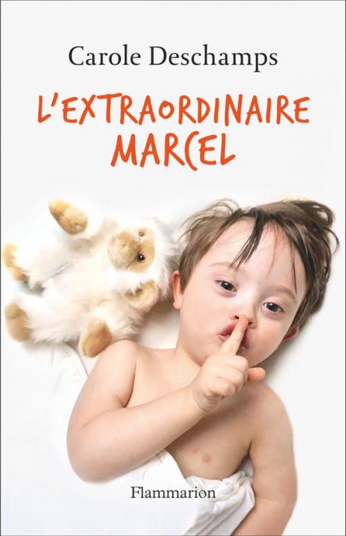 Couverture L'extraordinaire Marcel