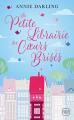 Couverture La petite librairie des coeurs brisés Editions Hauteville 2020