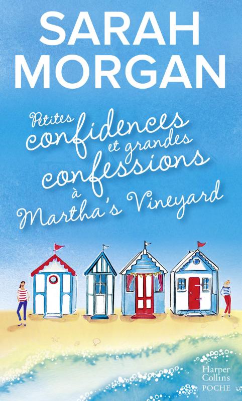Couverture Petites confidences et grandes confessions à Martha's Vineyard