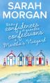 Couverture Petites confidences et grandes confessions à Martha's Vineyard Editions HarperCollins (Poche) 2020