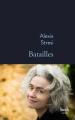 Couverture Batailles  Editions Stock (La Bleue) 2020