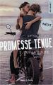 Couverture Promesse tenue, tome 2 : Sur la route  Editions Hugo & cie (New romance) 2020