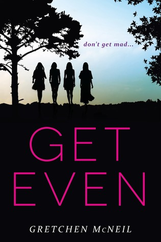 Couverture Don't Get Mad, book 1: Get Even