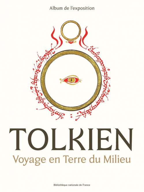 Couverture Tolkien: Voyage en Terre du Milieu (Album de l'exposition)