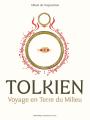 Couverture Tolkien: Voyage en Terre du Milieu (Album de l'exposition) Editions Bibliothèque nationale de France (BnF) 2019